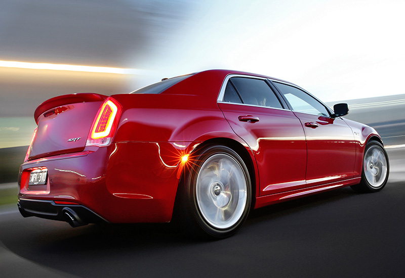 2015 Chrysler 300 SRT