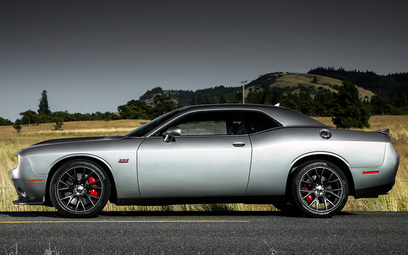 2015 Dodge Challenger SRT 392