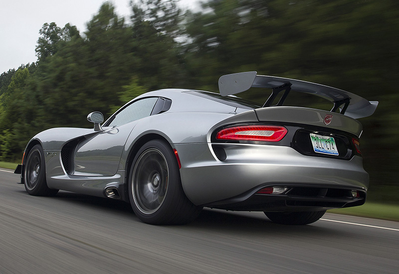 2015 Dodge Viper GTC TA 2.0 Package