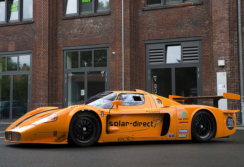 2007 Maserati MC12 Corsa Edo Competition