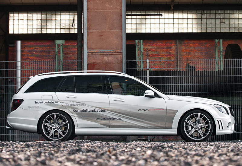 2012 Mercedes-Benz C 63 AMG Edo Competition T-Model