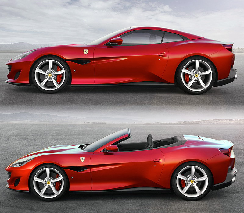 Maserati Portofino: характеристики, фото, цена