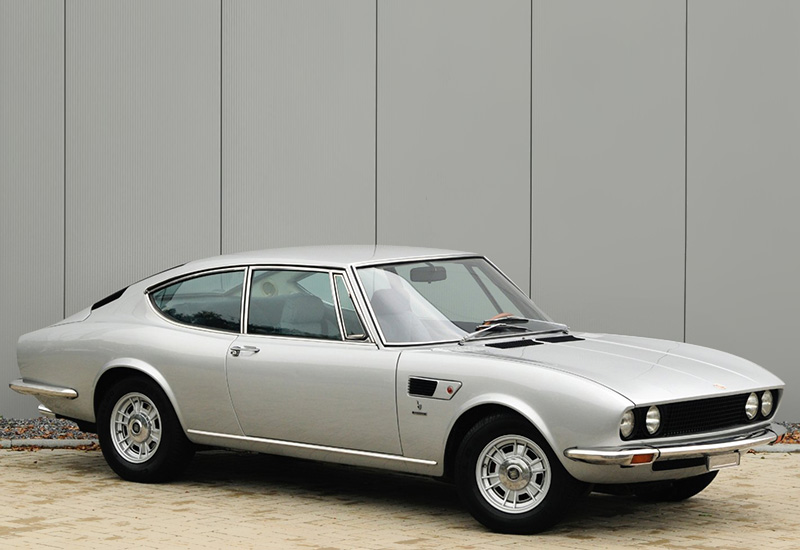 1969 Fiat Dino Coupe 2400