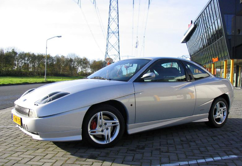 1998 Fiat Coupe 20V Turbo