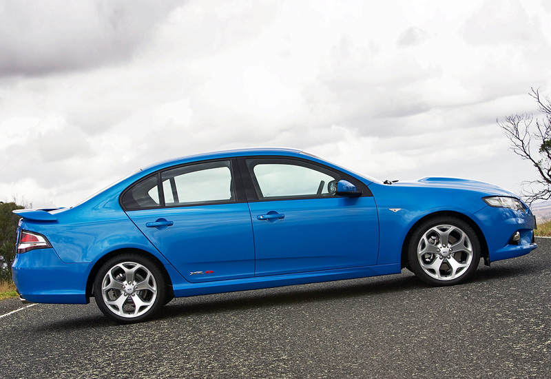 2008 Ford Falcon XR8