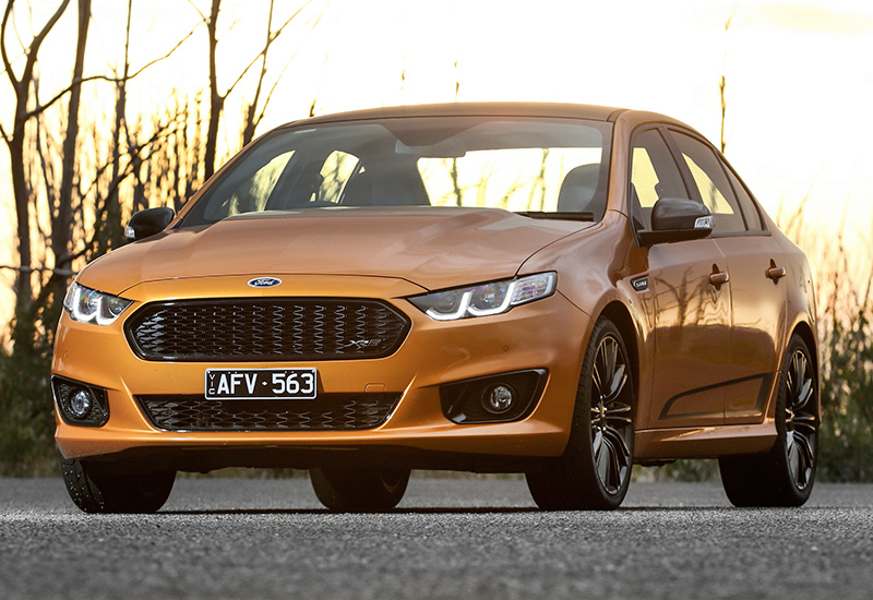 2016 Ford Falcon XR8 Sprint