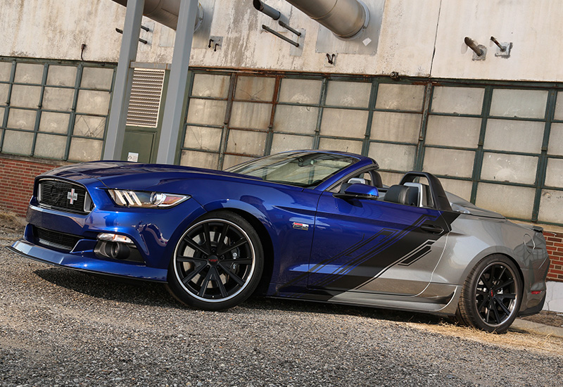 2016 Ford Mustang Convertible Neiman Marcus Limited Edition