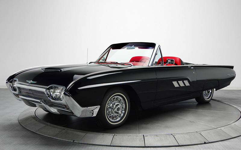 1963 Ford Thunderbird Sport Roadster
