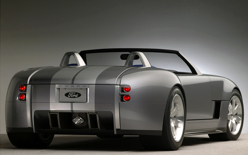 2004 Ford Shelby Cobra Concept