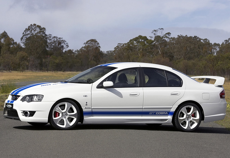 2007 Ford Falcon FPV GT Cobra R-spec
