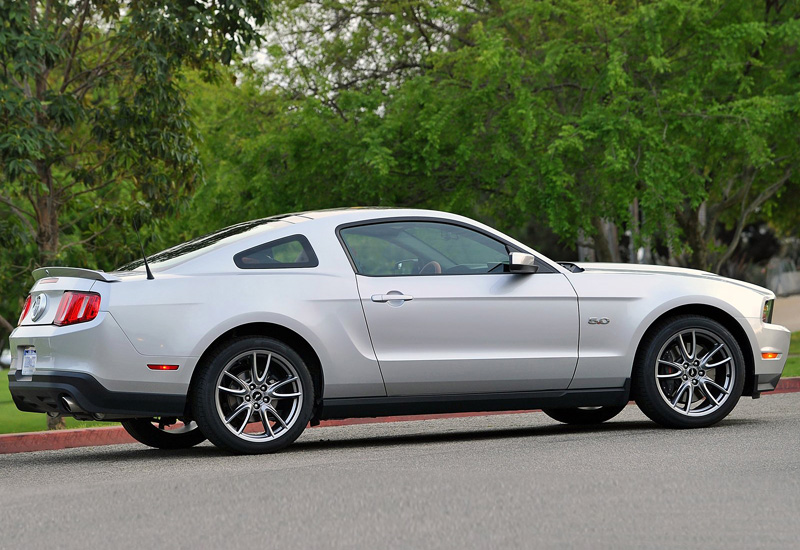 2010 Ford Mustang 5.0 GT