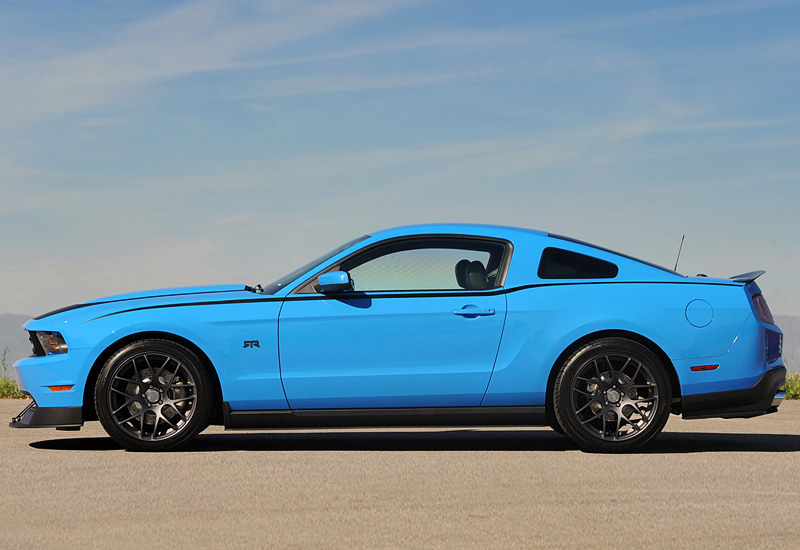 2011 Ford Mustang RTR Package