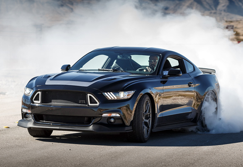 2015 Ford Mustang RTR Spec2