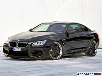 2013 BMW M6 Manhart Racing = 330 км/ч. 700 л.с. 3.7 сек.