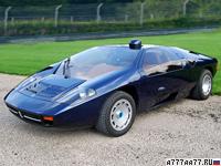 1984 Isdera Imperator 108i = 287 км/ч. 365 л.с. 4.6 сек.