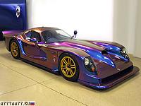 1997 Panoz Esperante GTR-1 Road Car = 360 км/ч. 620 л.с. 3.2 сек.
