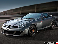 2010 Mercedes-Benz SLR McLaren Edition = 335 км/ч. 626 л.с. 3.8 сек.