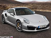 2014 Porsche 911 Turbo S (991) = 318 км/ч. 560 л.с. 3.1 сек.