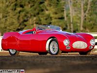 1947 Cisitalia 202 SMM Spider Nuvolari = 161 км/ч. 61 л.с. 12 сек.