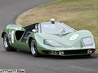1968 Marcos Mantis XP = 265 км/ч. 335 л.с. 4.7 сек.