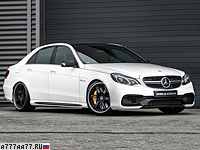 2013 Mercedes-Benz E 63 AMG S 4Matic Wheelsandmore Seven-11 = 320 км/ч. 700 л.с. 3.4 сек.