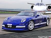 2008 9ff GT9 Porsche = 409 км/ч. 987 л.с. 3.8 сек.