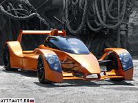 2007 Caparo T1 = 330 км/ч. 575 л.с. 2.5 сек.