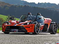 2013 KTM X-Bow GT Wimmer RS = 246 км/ч. 435 л.с. 3.3 сек.