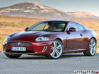 XK 5.0 Coupe