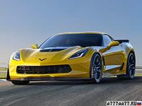 2014 Chevrolet Corvette Z06 (C7) = 358 км/ч. 659 л.с. 3.4 сек.