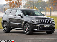 2014 Jeep Grand Cherokee SRT (WK2) = 257 км/ч. 477 л.с. 5 сек.
