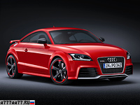 2012 Audi TT RS plus Coupe (8J) = 280 км/ч. 360 л.с. 4.3 сек.