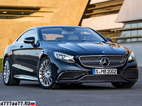 2014 Mercedes-Benz S 65 AMG Coupe (C217) = 300 км/ч. 630 л.с. 4.1 сек.