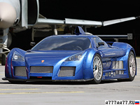 2005 Gumpert Apollo = 345 км/ч. 650 л.с. 3.3 сек.