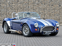 1997 AC Cobra CRS 302 Superblower (MkIV) = 255 км/ч. 326 л.с. 4.5 сек.