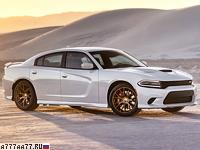 2015 Dodge Charger SRT Hellcat (LD) = 328 км/ч. 717 л.с. 3.7 сек.