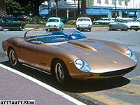 1964 Ferrari 330 LM Spyder by Carrozzeria Fantuzzi = 270 км/ч. 406 л.с. 5.1 сек.