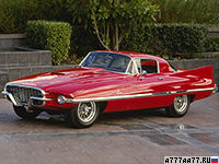 1956 Ferrari 410 Superamerica Coupe by Carrozzeria Ghia = 217 км/ч. 340 л.с. 6.2 сек.