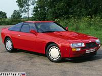 1986 Aston Martin V8 Vantage Zagato = 299 км/ч. 438 л.с. 5 сек.
