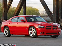 2005 Dodge Charger SRT8 = 280 км/ч. 425 л.с. 5.1 сек.