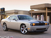 2008 Dodge Challenger SRT8 = 274 км/ч. 425 л.с. 5 сек.