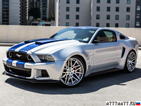 2013 Ford Mustang Shelby GT500 NFS Edition = 304 км/ч. 671 л.с. 3.4 сек.