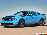 Mustang RTR Package