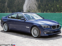 2013 Alpina B7 Bi-Turbo Allrad (F01) = 311 км/ч. 540 л.с. 4.1 сек.