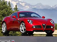 2007 Alfa Romeo 8C Competizione = 293 км/ч. 450 л.с. 4.2 сек.