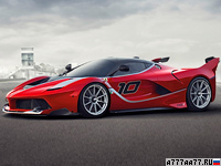 2015 Ferrari FXX-K = 350 км/ч. 1050 л.с. 2.5 сек.