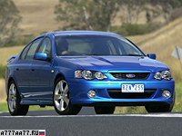2003 Ford Falcon XR8 = 275 км/ч. 360 л.с. 6.1 сек.