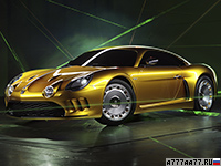 2015 Willys AW 380 Berlinetta = 340 км/ч. 610 л.с. 2.7 сек.