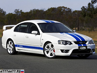 2007 Ford Falcon FPV GT Cobra R-spec = 276 км/ч. 411 л.с. 5.4 сек.