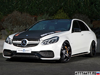 2014 Mercedes-Benz E 63 AMG Posaidon RS 850 Raptor = 345 км/ч. 853 л.с. 3.3 сек.